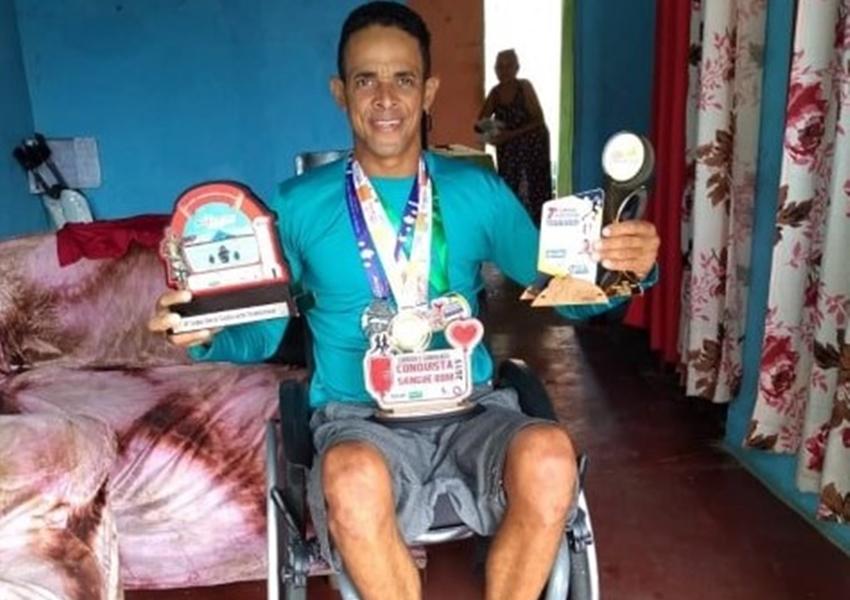 Guanambi: Paratleta é atropelado e morre durante tradicional Corrida do Suruá