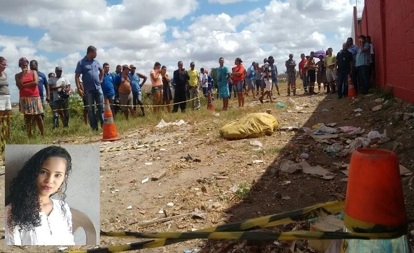 Presos suspeitos de matar garota encontrada em sacos plásticos, em Feira de Santana