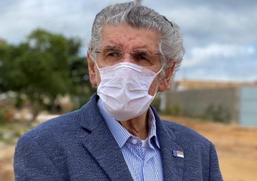 Herzem Gusmão, prefeito de Vitória da Conquista, morre vítima do coronavírus