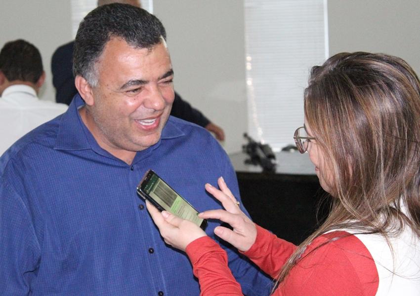 'Meu pai está bem' diz filho do prefeito de Livramento de Nossa Senhora