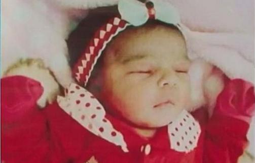 Bebê de 1 mês com malformação no coração precisa de vaga em hospital para fazer cirurgia