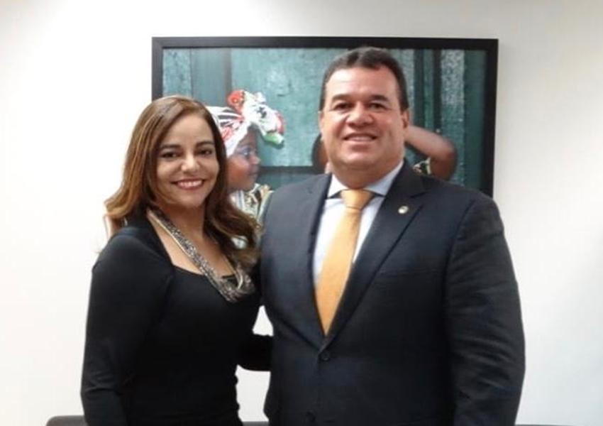 Deputado Marquinho Viana reafirma seu compromisso regional com obras para Jussiape
