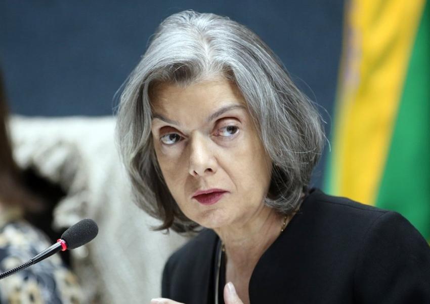Cármen Lúcia assume hoje Presidência pela terceira vez