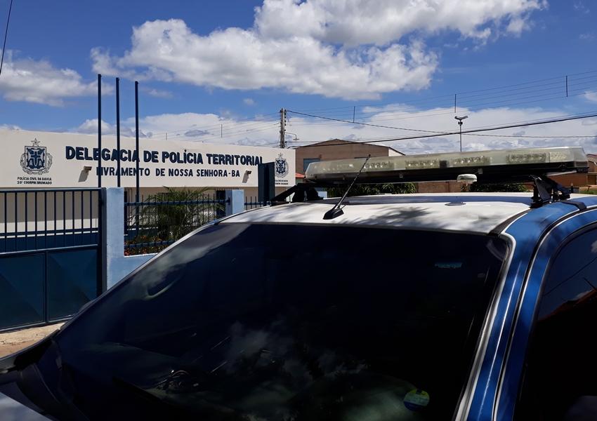 Livramento: Pai é preso após agredir filha no Povoado de Barrinha