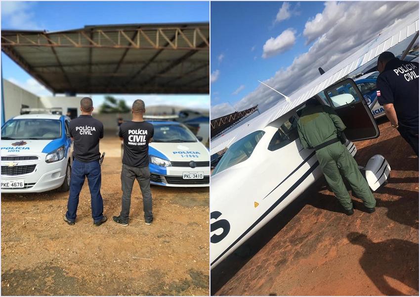 Livramento: Suspeito de homicídio é preso em ação conjunta da Polícia Civil de Minas Gerais e Polícia Civil da Bahia