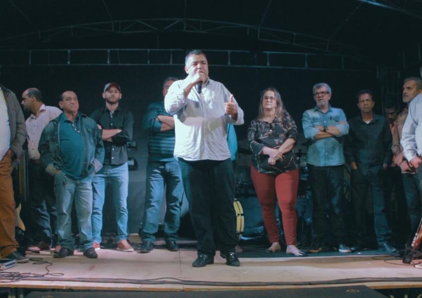 Livramento: Prefeitura inaugura praça na comunidade de São Timóteo; veja vídeo