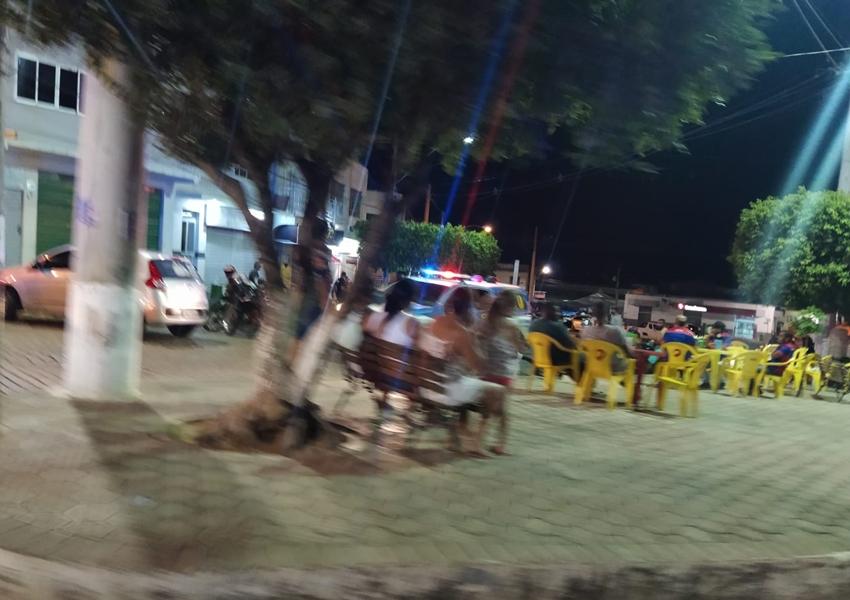 Livramento: Polícia Militar realiza operação para evitar aglomeração de pessoas com cunho político partidário