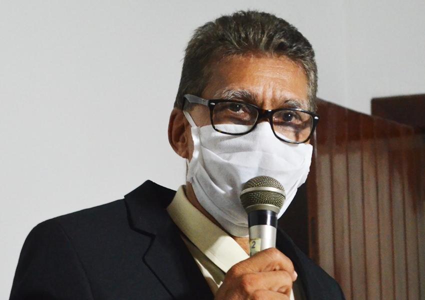 Jussiape: Éder toma posse como prefeito de Jussiape; 9 vereadores assumem cargo na Câmara
