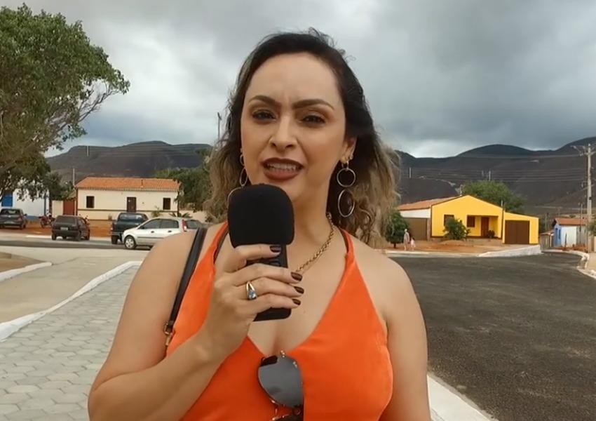 Maria Ilza confirma sua pré-candidatura a prefeita de Dom Basílio