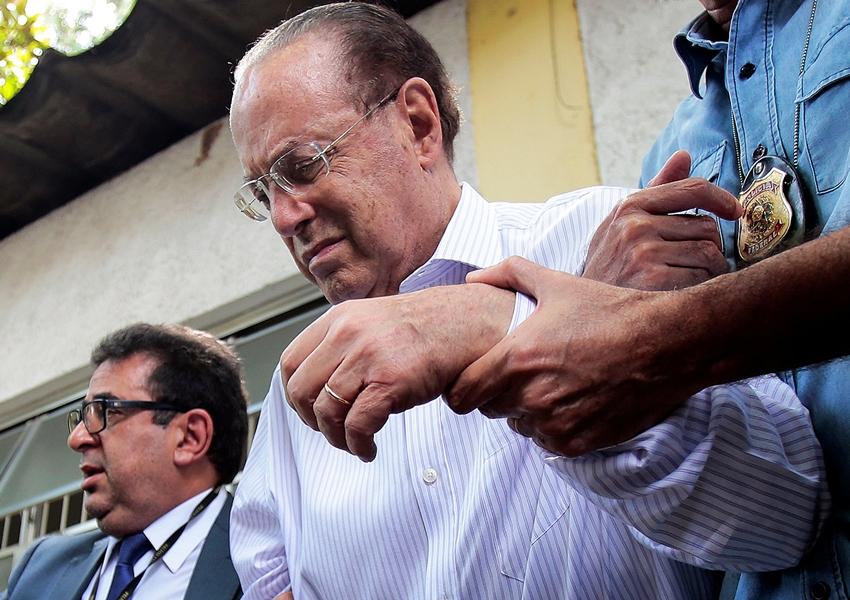 Supremo Tribunal Federal concede prisão domiciliar a Paulo Maluf