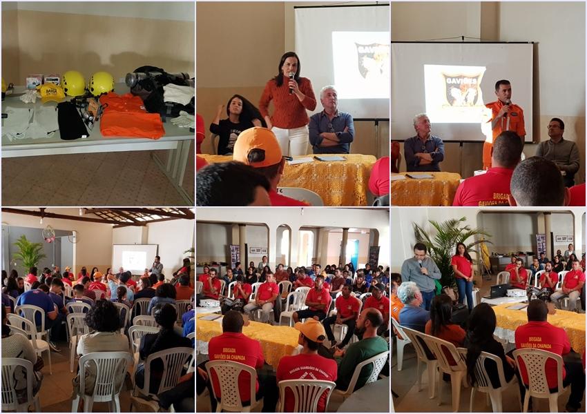 Prefeitura de Rio de Contas promove I Primeiro Seminário de Educação, Prevenção e Combate a Incêndios Florestais