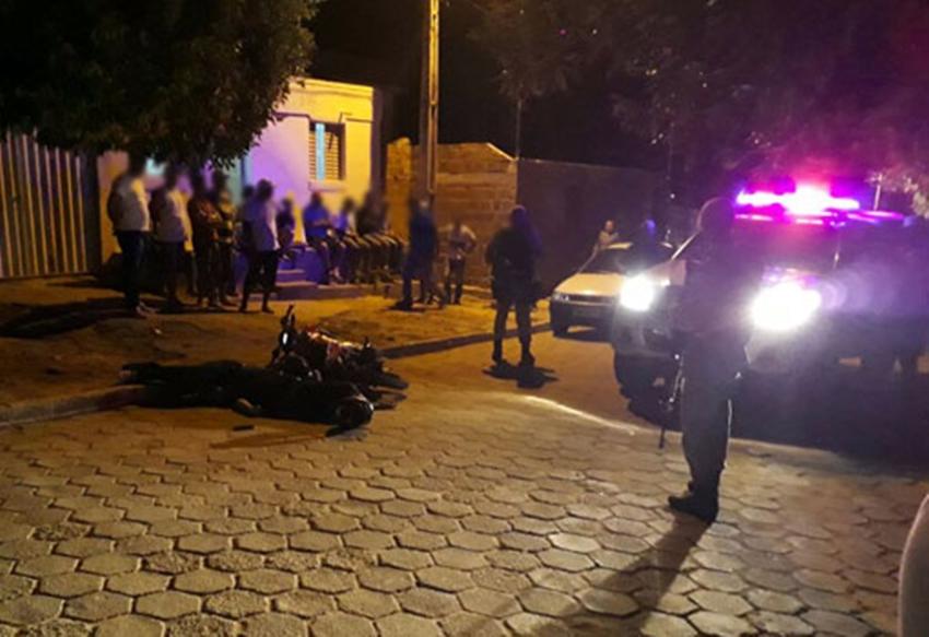 Bandido rouba celular de policial militar em Brumado e acaba morto