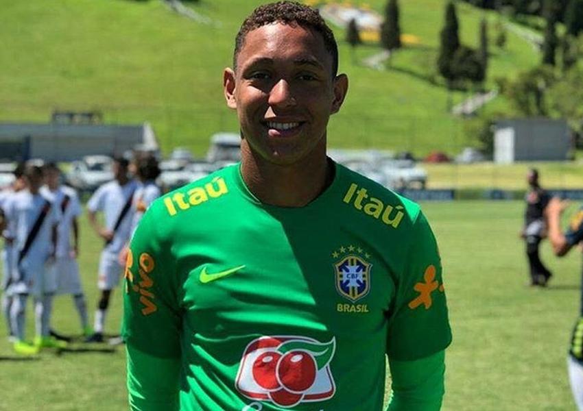 Goleiro convocado para seleção é a primeira vítima identificada em incêndio no CT do Flamengo