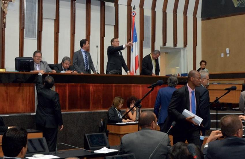 Luciano Ribeiro relatou e votou favoravelmente projeto de executivo que estabelece Refis para devedores do ICMS