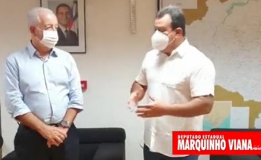 Deputado Marquinho Viana agradece ao governador Rui Costa a recuperação da estrada Paramirim/Érico Cardoso