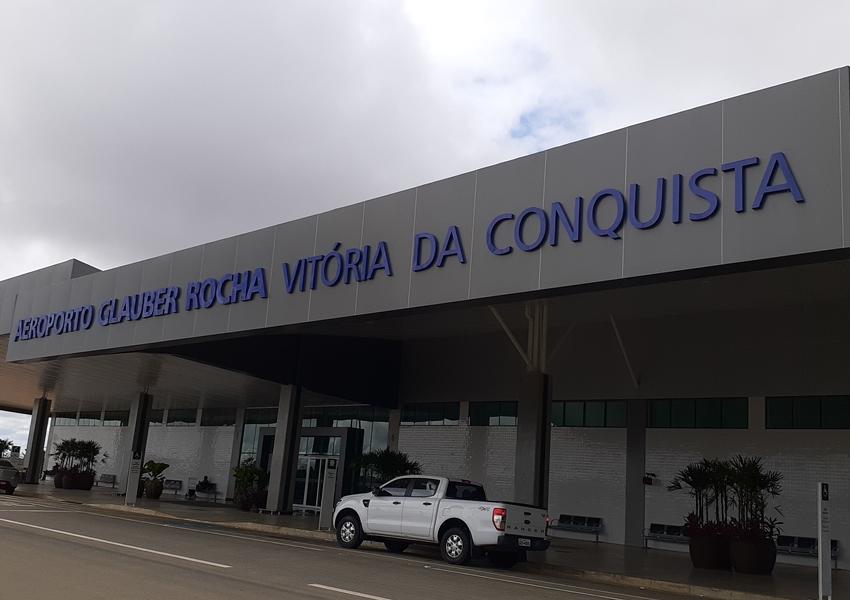 Companhias aéreas suspendem voos no aeroporto de Vitória da Conquista