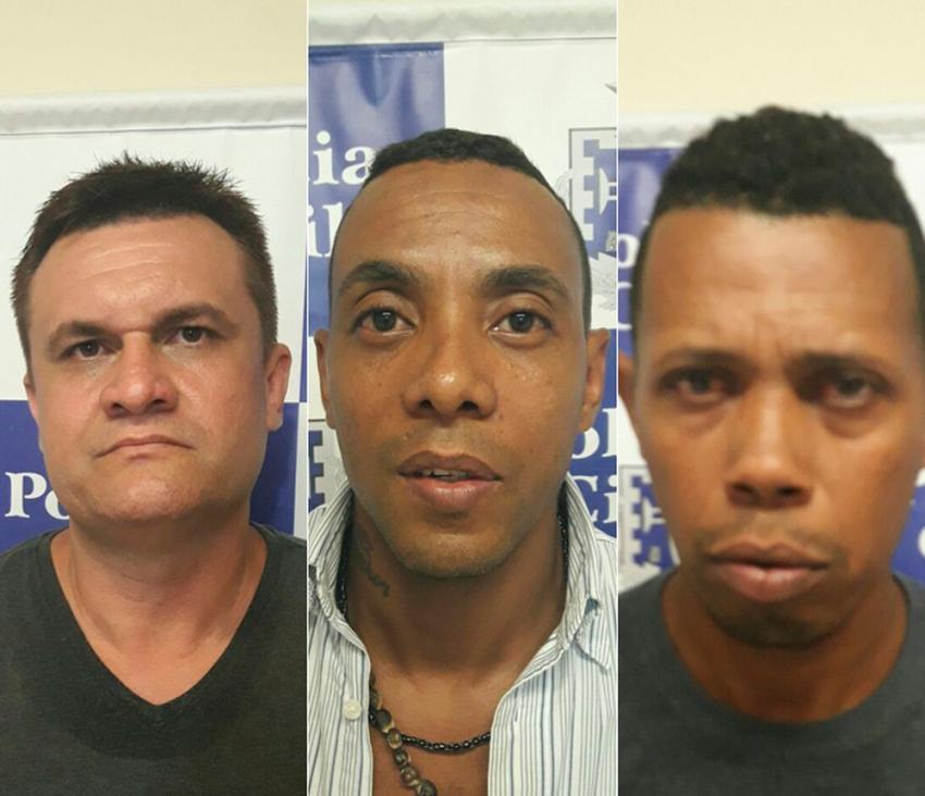 Ex-PM e mais 2 são presos por oferecer ajuda a clientes em banco e trocar cartões das vítimas