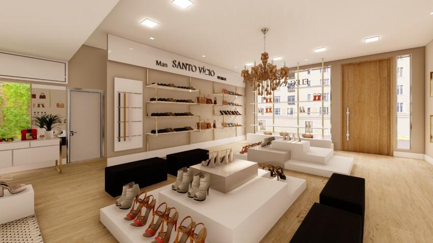 Loja Elegance Calçados e Confecções promove live de reinauguração nesta terça-feira (04) às 18h