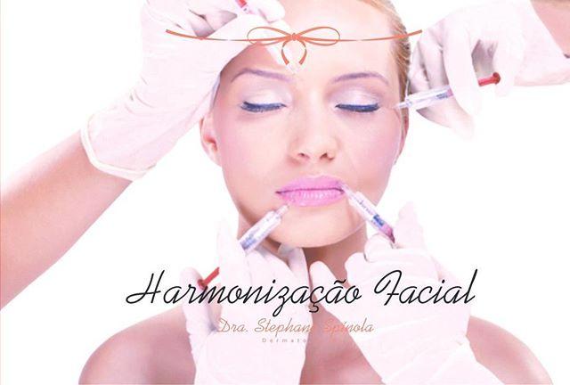 Drª Stephane Spínola: Você sabe o que é Harmonização Facial?