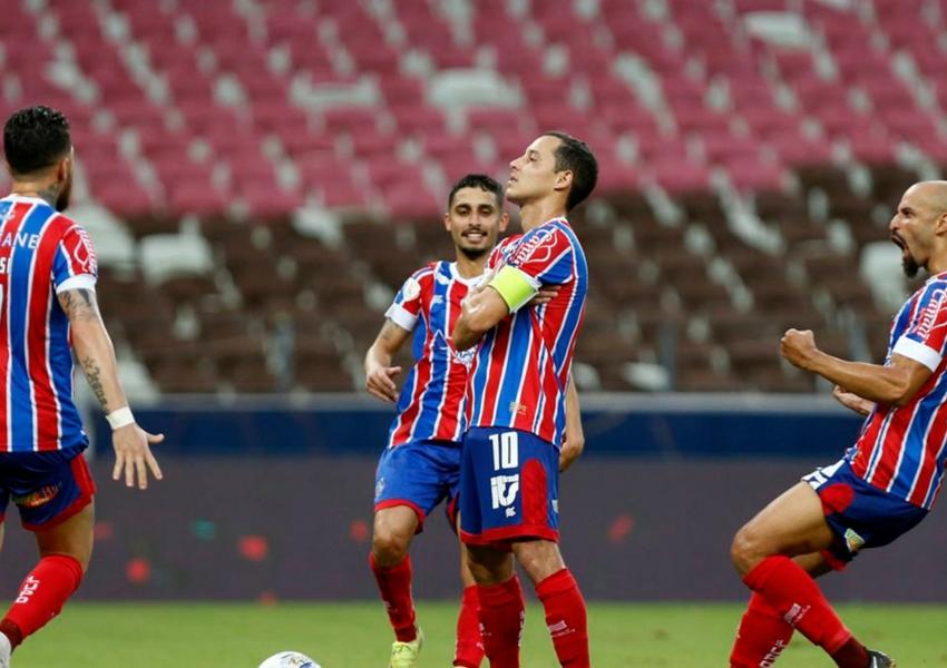 Bahia bate Ceará nos pênaltis e é campeão da Copa do Nordeste
