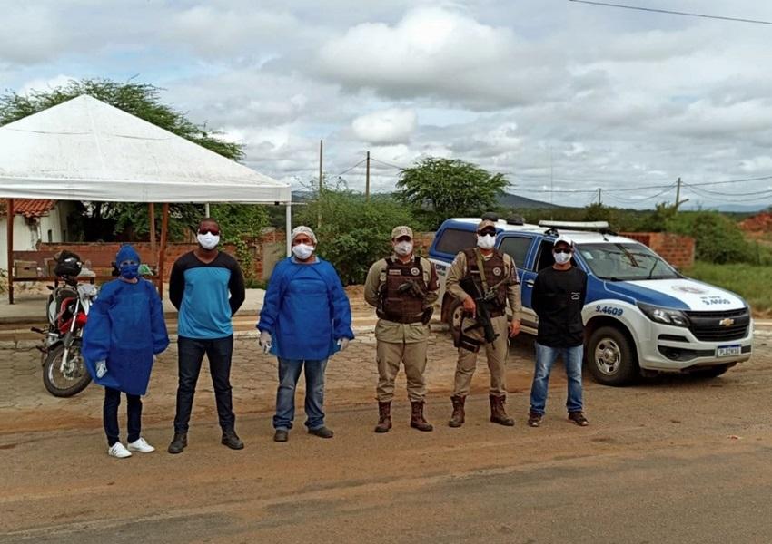 Prefeitura de Dom Basílio intensifica ações de combate ao Covid-19