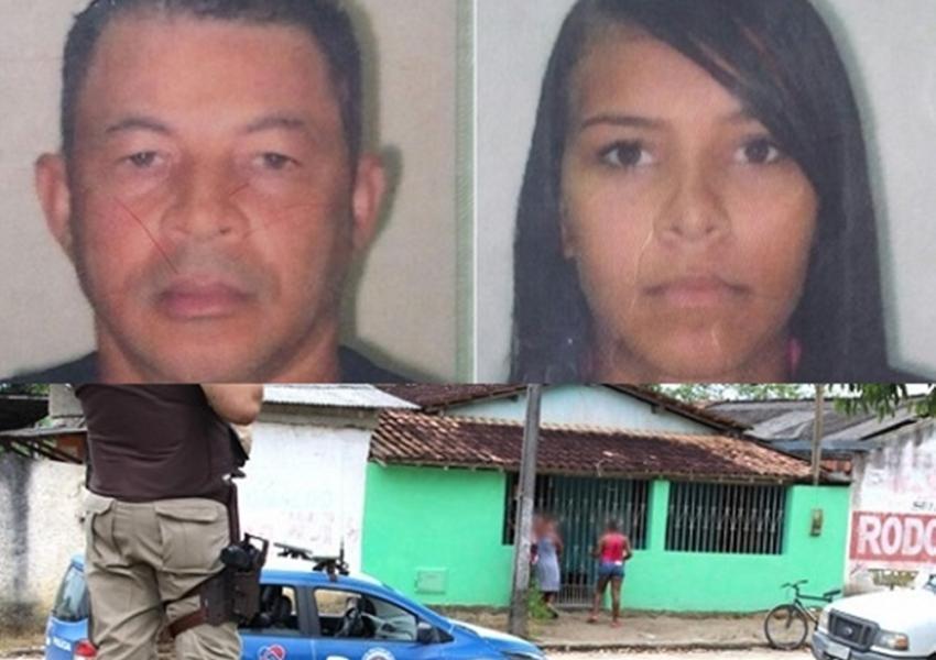 Homens invadem casa e matam pai e filha, no município de Porto Seguro