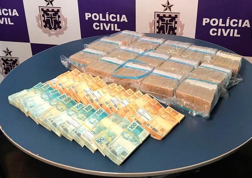 Itabuna: Cerca de R$1 milhão é encontrado na conta de suspeita de envolvimento em pirâmide