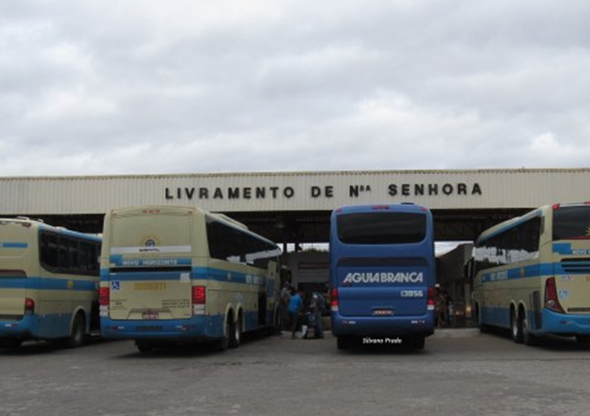 Mais 17 cidades baianas terão o transporte intermunicipal suspenso; total chega a 196