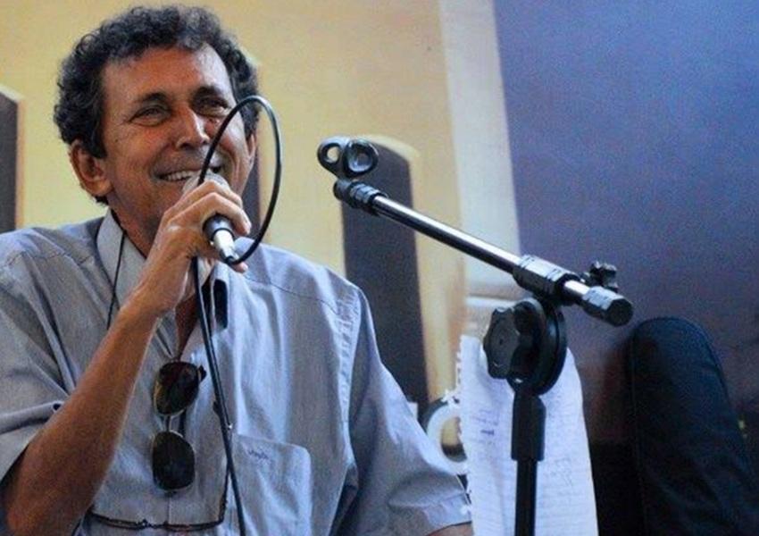 Morre o cantor Zeca Bahia, autor de 'Porto Solidão'
