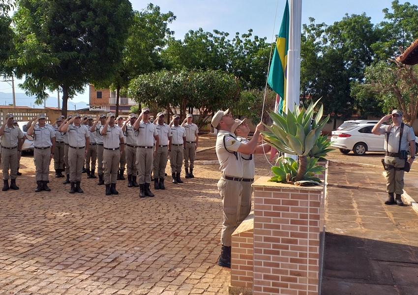 Livramento: 28 novos soldados chegam para a 46ª Companhia de Polícia Militar