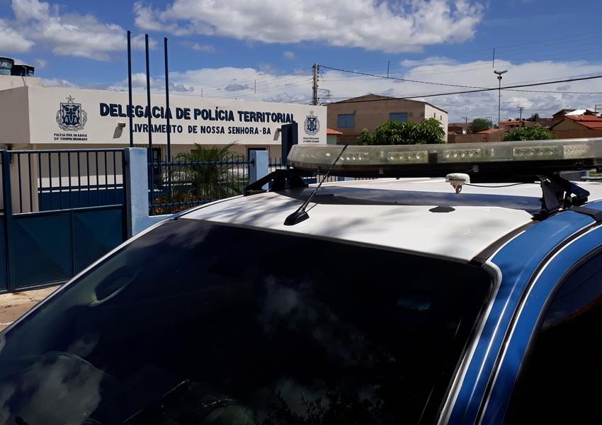 Notícia de aparelhos apreendidos pela Polícia em Dom Basílio é falsa