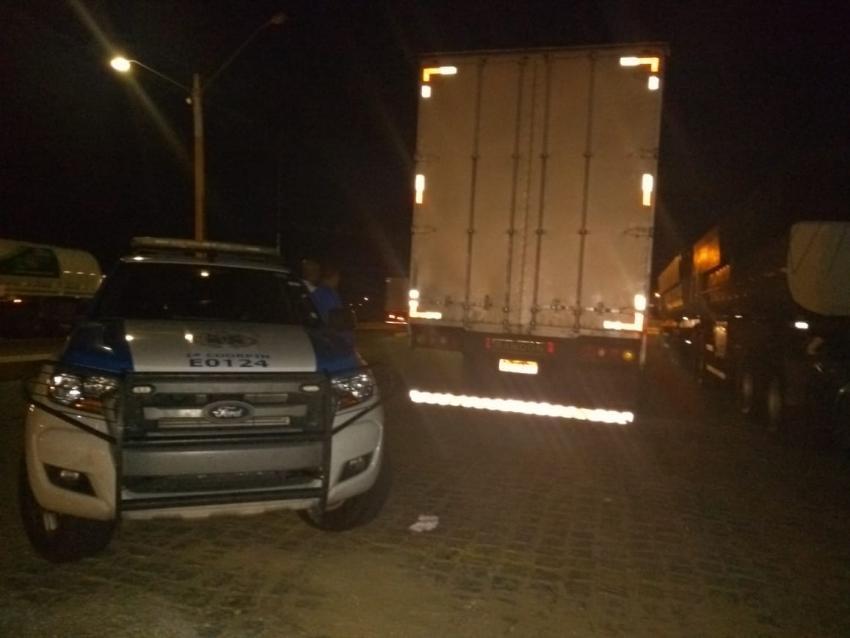 Polícia Civil recupera carga avaliada em R$ 300 mil