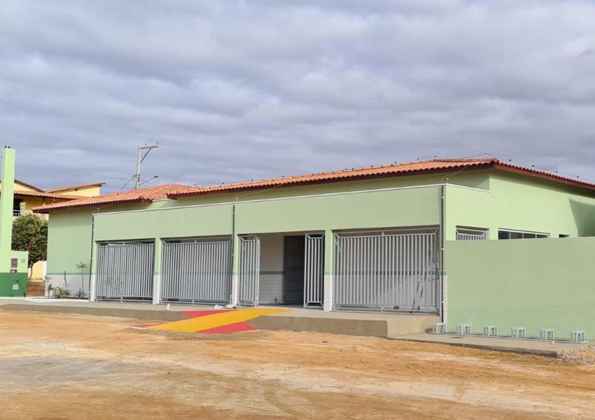 Livramento: Escola Barão de São Timóteo será inaugurada no próximo sábado dia (18)