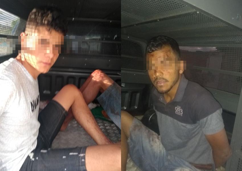 Homem é morto com pauladas e blocos; acusados são presos pela PM