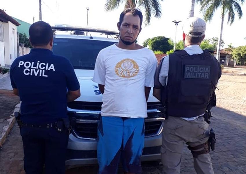 Rio do Antônio:  Ação conjunta das Polícias Civil e Militar culmina com a prisão de assaltante