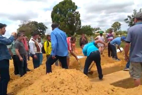 Com alteração de regime em cemitério, família realiza enterro em Vitória da Conquista