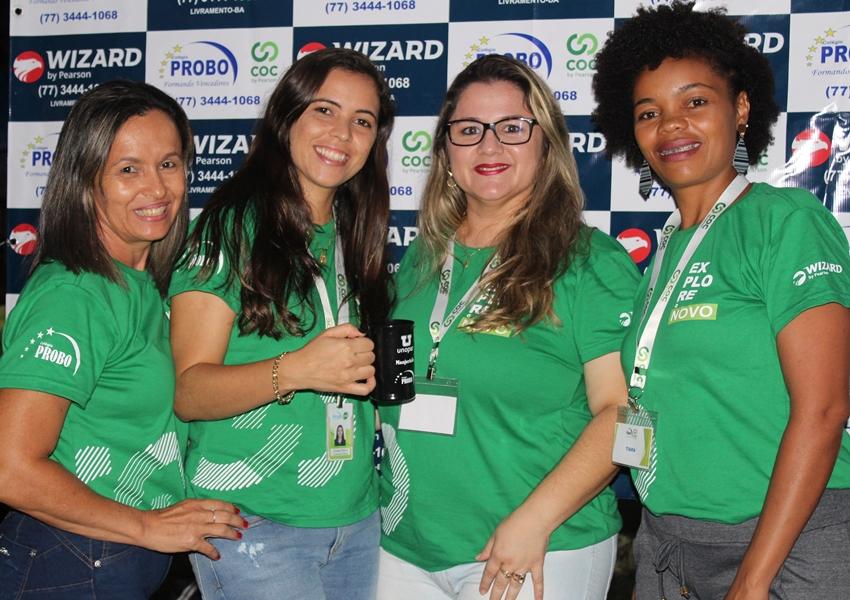 Livramento: Desliga Enem aconteceu no último domingo e foi um sucesso