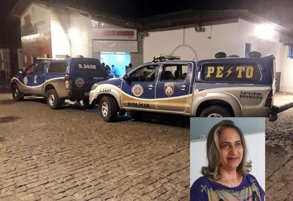 Brumado: mulher é assassinada a facadas no Bairro Dr. Juracy; ex-marido foi preso acusado do crime