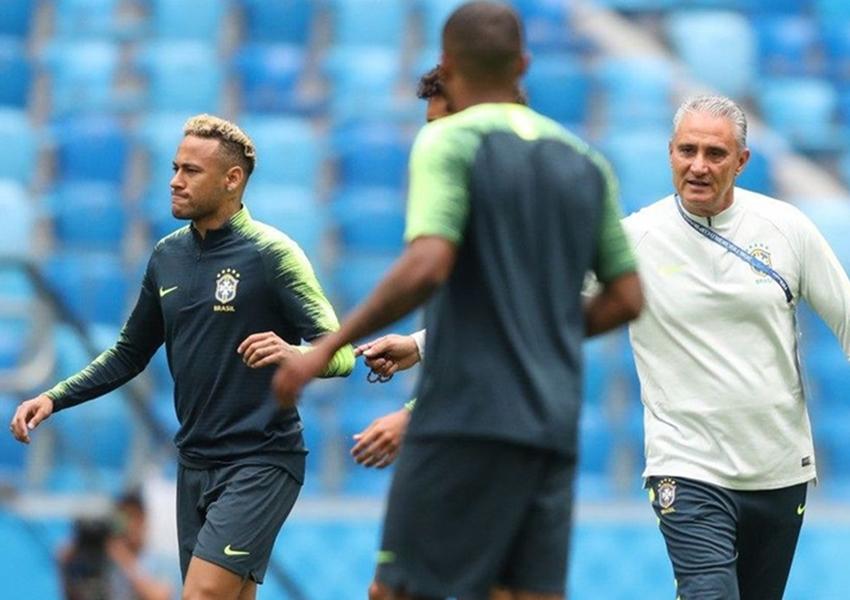 Tite faz mudança no Brasil para jogo contra a Costa Rica nesta quinta-feira