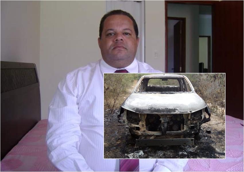 Delegado de Barra da Estiva assassinado investigava assaltantes de banco que o mataram
