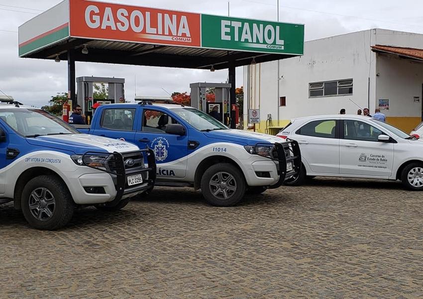 Conquista: Operação conjunta descobre fraude em posto de combustíveis