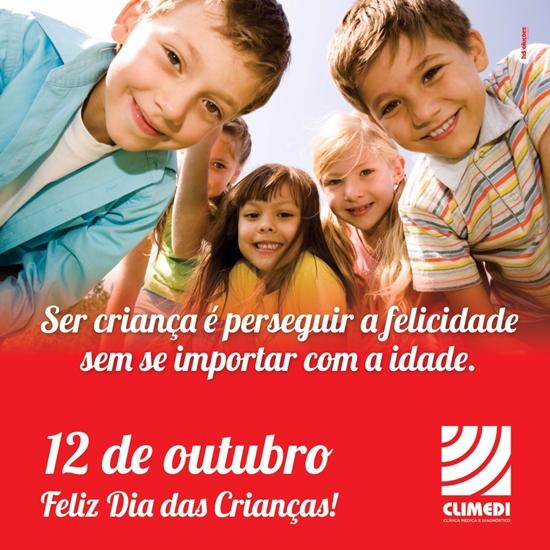 Climedi: Feliz Dia das Crianças