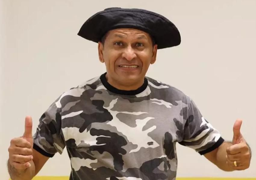 Morre o humorista Rapadura, do programa A Praça é Nossa