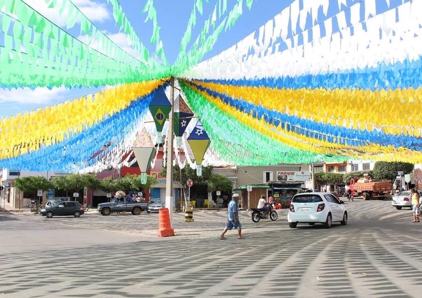 Festejos juninos de Livramento tiveram inicio no último final de semana