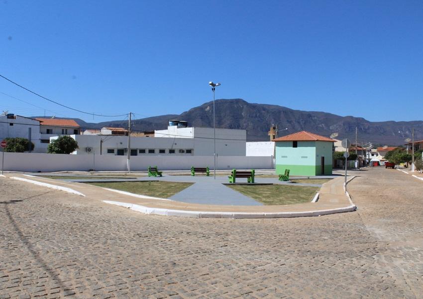 Prefeitura de Livramento inaugura nova praça na próxima segunda-feira (06) no Bairro Taquari
