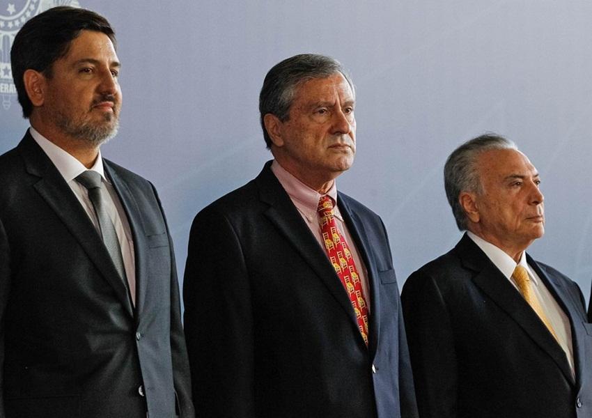 Buscaremos o combate incansável à corrupção no Brasil, diz novo diretor-geral da PF