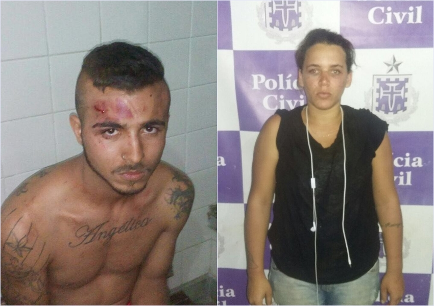 Instrutora de autoescola e aluno sofrem sequestro em Brumado; suspeitos são presos