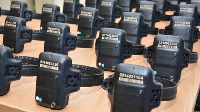 Bahia recebe 50 tornozeleiras eletrônicas para monitoramento de presos