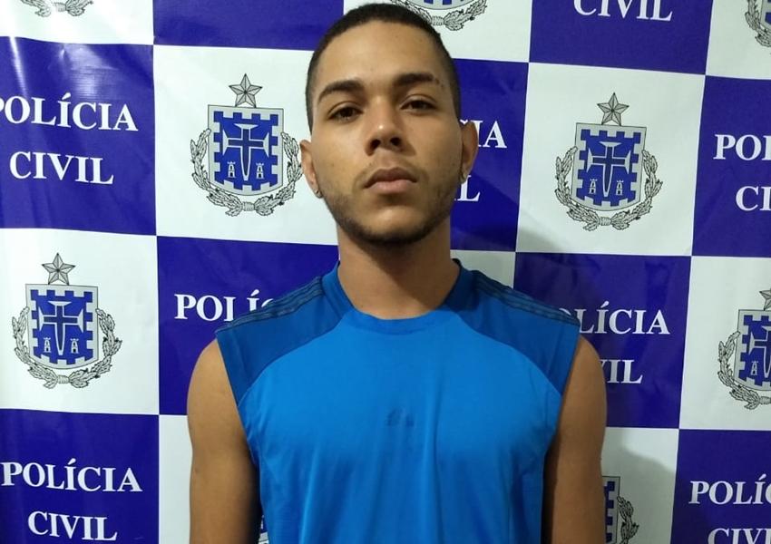 Dom Basílio: Policia Civil localiza menina desaparecida em Livramento e prende o acusado pela pratica de corrupção de menores