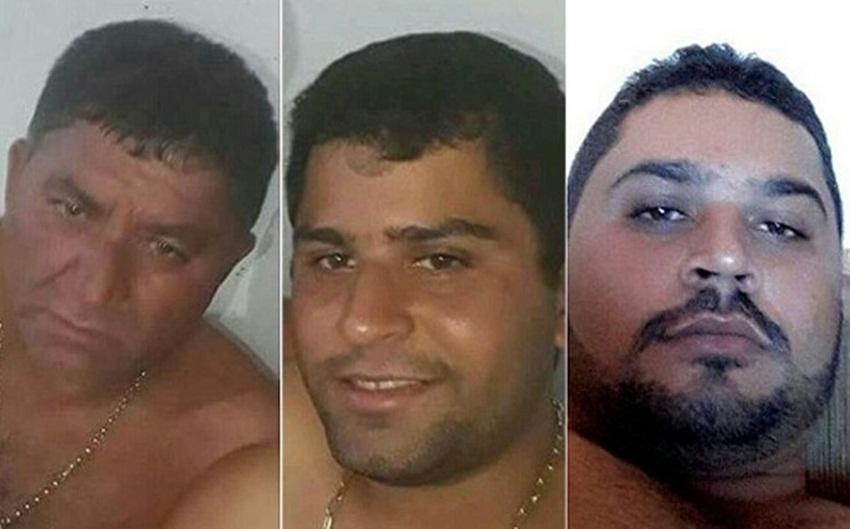 Polícia divulga fotos de ciganos acusados de matar soldado da PM